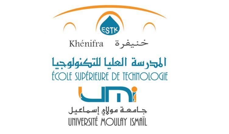 EST Concours Ecole Supérieure de Technologies Khenifra