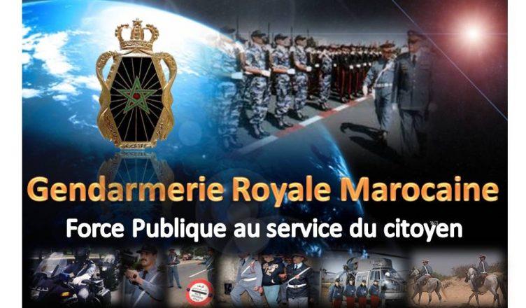 Gendarmerie Royale Concours Cavaliers