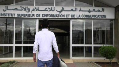 Institut Supérieure de l'Information et de la COmmunication (ISIC) Concours