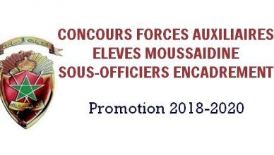 concours-forces-auxiliaires-2018