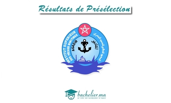 résultats-présélection-ispm-agadir-2018