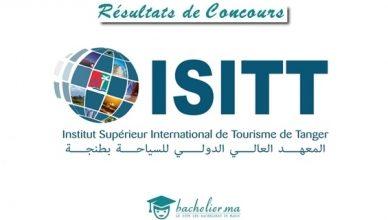 resultats-concours-isitt_2018