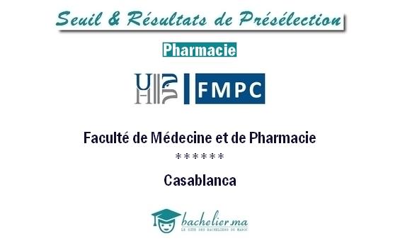 seuil-présélection-pharmacie-casa-2018